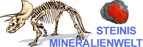 Mineralien und Fossilien-Logo